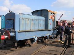 RH 299099 (rustonregister) Tags: lok loco rh 299099 birmingham works ruston hornsby diesel 4wdm