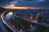 Namur, Blue Hour (Tony N.) Tags: belgique namur bluehour heurebleue sambre cityscape landscape city ville coursdeau fleuve river sunset coucherdesoleil poselongue longexposure nisi vanguard nikon nikkor1635f4 tonyn tonynunkovics