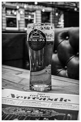 Newcastle Punk (ianrwmccracken) Tags: beer glass punk ipa craft pint brewdog sony a6000 ale newcastle bar