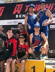 triatlon sprint Benidorm @WhiteGoForIt Team Claveria 9