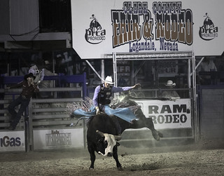 024693763289-97-Cowboy Bull Riding at the Clark County Fair and Rodeo-3
