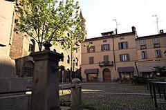 Cremona   Piazza della Pace (LorenzoBonelli 88) Tags: cremona piazza centrocittà centrostoricocremona