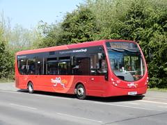 Thames Valley Buses 167 - SN14 FGP (Berkshire Bus Pics) Tags: thames valley reading buses 167 sn14fgp wright streetlite cippenham slough