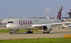 GVA/LSGG: QatarAirways QR Airbus A350-941 A7-ALP (Roland C.) Tags: gva lsgg geneva cointrin airport airliner aircraft airplane airbus a350 a359 a350941 a7alp qatar qatarairways qr a350900