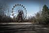 Ferris Wheel, Pripyat, Ukraine (KSAG Photography) Tags: chernobyl ukraine pripyat abandoned disaster history ghosttown ferriswheel fair europe soviet communism city urban urbandecay april 2018 spring nature radiation sky nikon landscape travel tourism