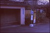 (✞bens▲n) Tags: pentax lx provia 400x at800 fa 43mm f19 limited film analogue slide japan yamanashi bus stop mount fuji aokigahara signs maps