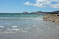 Beach time (S Collins 2011) Tags: coast landscape beach bay sea water sky ocean sand cokerry ireland