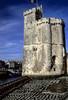 La Rochelle (Gwy Arn) Tags: minolta minoltaxgm film argentique kodachrome larochelle tour tower torre
