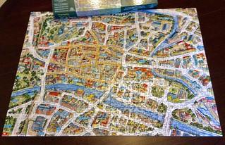 Tricky Jigsaw Puzzle