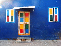 Mamallapuram - House (sharko333) Tags: travel reise voyage indien inddia building house mamallapuram olympus em1