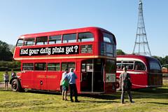 Vintage buses | Crystal Palace Park | Nunhead to Crystal Palace-28 (Paul Dykes) Tags: london england unitedkingdom gb southlondon may 2018 sun bankholidayweekend uk crystalpalace crystalpalacepark vintagevehicles doubledecker