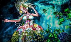 Second Life 03.05.18 (Angelo Diabolico) Tags: garden maitreya flower event catwa irrisistible swank fantasy magic