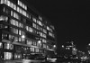 My first night photo (alzbet_j) Tags: nikonfe dark nights lights ilford bw