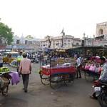Stadt Hyderabad, Indien