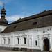 Parte mais antiga do mosteiro