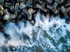 Jack splash (dhc_photos) Tags: surf jacks sea water wave waves spray foam longexposure drone dji mavicpro