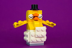 Baby Chick (cuurchk) Tags: lego legobuild legomonthlyminibuild legomonthlybuild legomonthlyminimodelbuild monthlybuild mondaybuild legomondaybuild monthlyminimodelbuild babychick chick egg legobabychick legochick legoegg 40242 polybag build create legocertifiedstore legophotography toyphotography
