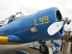 """Vultee BT-13B Valiant 3 • <a style=""""font-size:0.8em;"""" href=""""http://www.flickr.com/photos/81723459@N04/26352810707/"""" target=""""_blank"""">View on Flickr</a>"""