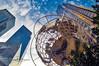 Globe at Columbus Circle (Joe Marcone (3 Million+ Views)) Tags: columbuscircle timewarnercenter newyorkcity nikon nikond3200 globe 1001nights