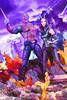 Infinity War Drax and Mantis (mickeyrdj) Tags: drax mantis gotg toys guardiansofthegalaxy marvel marvellegends marvelcomics marveluniverse marvelstudios marvelcinematicuniverse acba infinitywar hasbro actionfigures actionfigure