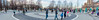 Let's go round again (Geoff Eccles) Tags: lakeshore prism lakefront chicago city cityscape lakeshoredrive stitchingerror prismatika circle navypier illinois exhibit twin panorama lakemichigan polkbrospark