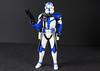 "Custom Star Wars Bandai Model Kit - ""Lieutenant Tab"" (LegoMatic9) Tags: custom star wars bandai model kit clone trooper 501st legion lieutenant tab infinity squad"