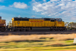 UP SD70M 4344