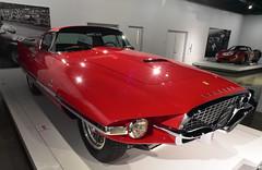 1956 Ferrari 410 Superamerica by Ghia (D70) Tags: nikon d750 20mm f28 ƒ90 200mm 1320 12800 1956 ferrari 410 superamerica by ghia the petersen automotive museum is wilshire boulevard along row miracle mile neighborhood los angeles california usa 162mph 340hp 5literv12 1built
