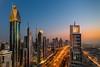 Dubai sunset (go-Foto) Tags: dubai 43level burj khalifa sunset blue longexposure uae aoi elitegalleryaoi bestcapturesaoi aoi3levels
