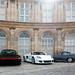 Porsche 959, Porsche Carrera GT & Porsche 356 Carrera GS.