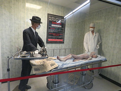 UFO Museum in Roswell #15 (jimsawthat) Tags: museum display ufo aliens smalltown newmexico roswell