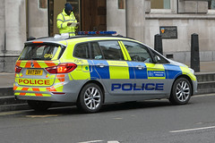 BX17 DXY (Emergency_Vehicles) Tags: bx17dxy metropolitan police gpb