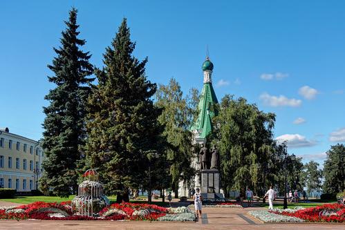 Nizhny Novgorod 22 ©  Alexxx Malev