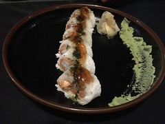 Tapioca roll - Lótus Japanese Fusion Cuisine - Ponta Negra #natal #riograndedonorte (Leo Soares - DF) Tags: riograndedonorte natal