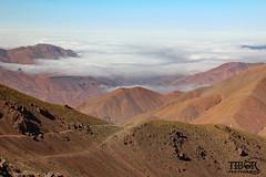 Ourain Pass (morbidtibor) Tags: africa northafrica morocco desert atlas atlasmountains toubkal trekking hiking clouds