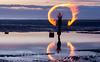 IMG_8145-Edit-Edit (colinthefrog1) Tags: crosby beach night fire dancer light painting coast