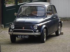 Fiat 500 (Skitmeister) Tags: ae1387 car auto pkw carspot 2018 netherlands nederland skitmeister