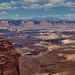 The Green River Flowing Through Canyonlands National Park