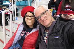 IMG_0600 (Mud Boy) Tags: southkorea rok korea republicofkorea olympics winter winterolympicstripwithjoyce winterolympics the2018winterolympics xxiiiolympicwintergames pyeongchang2018 womensicehockeyfinalusawingoldaftershootoutovercanada clay clayturnerhensley clayhensley joyce joyceshu kwandonghockeycentre officiallyknownasthexxiiiolympicwintergameskorean제23회동계올림픽 translitjeisipsamhoedonggyeollimpikandcommonlyknownaspyeongchang2018 wasaninternationalwintermultisporteventheldbetween9and25february2018inpyeongchangcounty gangwonprovince withtheopeningroundsforcertaineventsheldon8february2018 theeveoftheopeningceremony