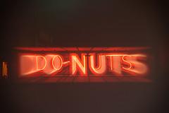 Donut Love (Thomas Hawk) Tags: america citymuseum citymuseumstlouis missouri stlouis usa unitedstates unitedstatesofamerica donut doughnut neon us fav10