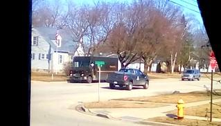 UPS and pickup trucks - HTT365/164
