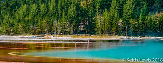 Grand Prismatic Spring  Yellowstone Thanks to Alfred Lockwood