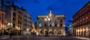 Plaza Mayor (antoniopérezsánchez) Tags: gijón asturias españa plaza bluehour horaazul arquitectura nikond5500 antoniopérez