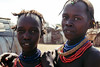 sisters (rick.onorato) Tags: africa ethiopia omo valley tribes tribal dassanech girls