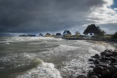 A windy day at the coast (jkiter) Tags: natur meer deutschland küste landschaft heiligenhafen gewässer germany landscape nature outdoor coast sea waters