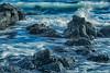 Springtime with the wind and waves (unwizetrader) Tags: april2018 palosverdepeninsula ranchopalosverdes ocean rocks waves kelp kelpbed healthy coast