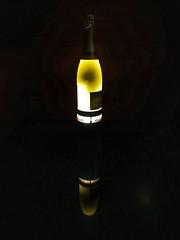 😇... (carlesbaeza) Tags: champagne cava champán bottle botella catalonia freixenet