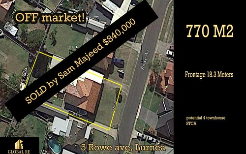 5 rowe street, Lurnea NSW