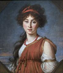 Varvara Ivanovna Ladomirsky, 1800 (Mr. History) Tags: columbusmuseumofart columbus ohio vigeelebrun french portrait female woman elisabeth vigee elisabethvigeelebrun