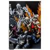 43 (manumasfotografo) Tags: review actionfigure theavengers marvel ageofultron ultron revoltech kaiyodo